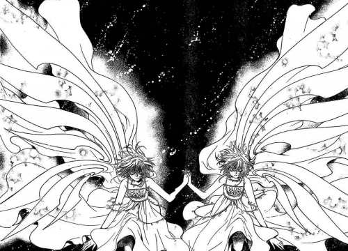 XXXHolic Kids Coloring Pages 1