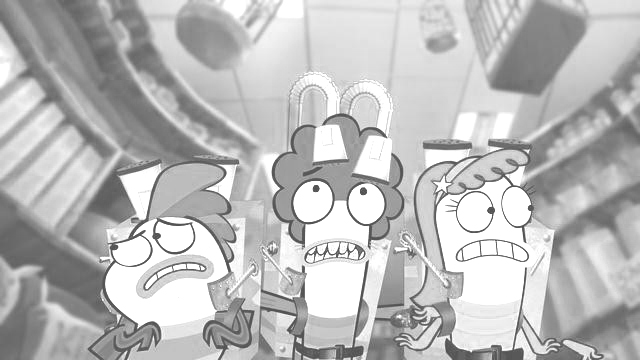 Fish Hooks Kids Coloring Pages 8