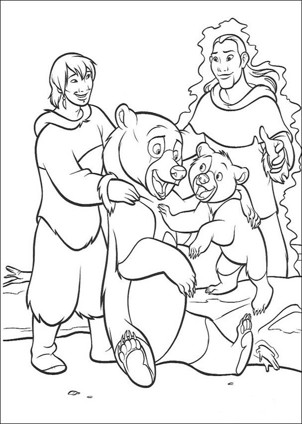 Kids Coloring Pages 6