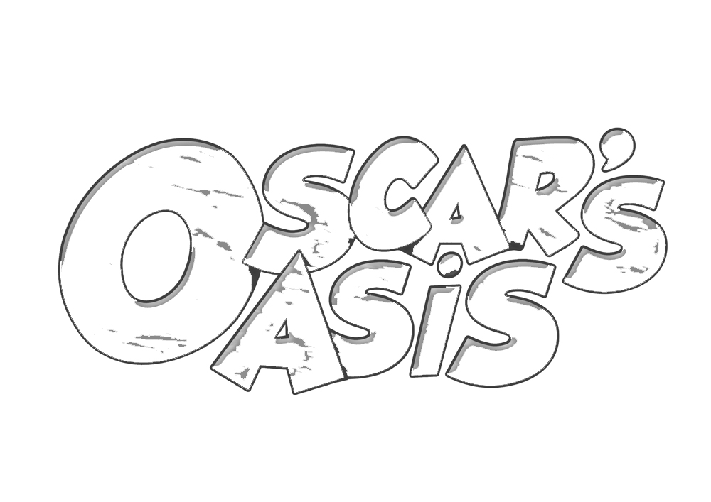Oscars Oasis Kids Coloring Pages 1